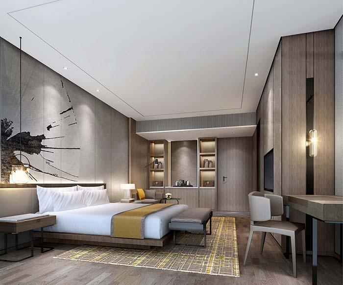 深圳高新创客服务公寓设计装修项目