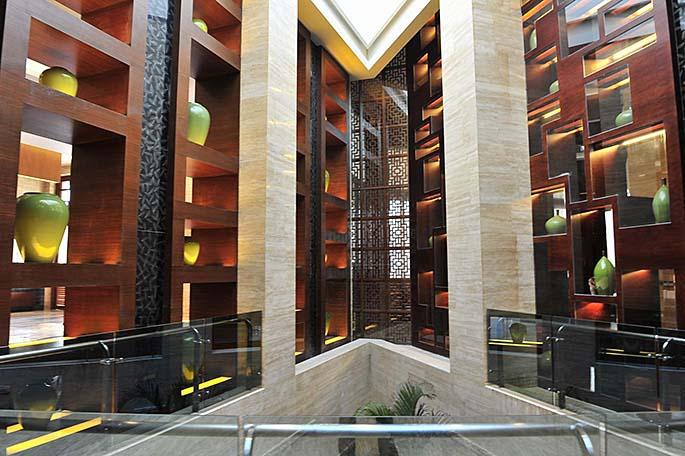 三亚凤凰水城凯莱度假酒店设计公区2