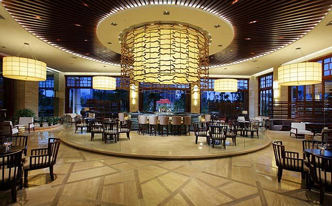 三亚凤凰水城凯莱度假酒店设计公区3