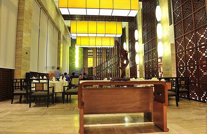 三亚凤凰水城凯莱度假酒店设计餐厅2