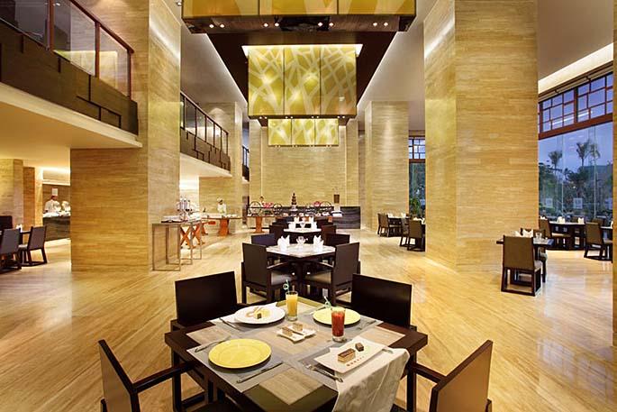 三亚凤凰水城凯莱度假酒店设计餐厅3