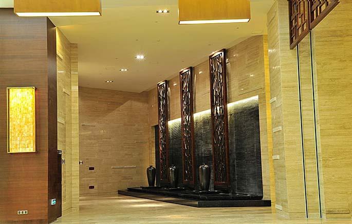 三亚凤凰水城凯莱度假酒店设计餐厅4
