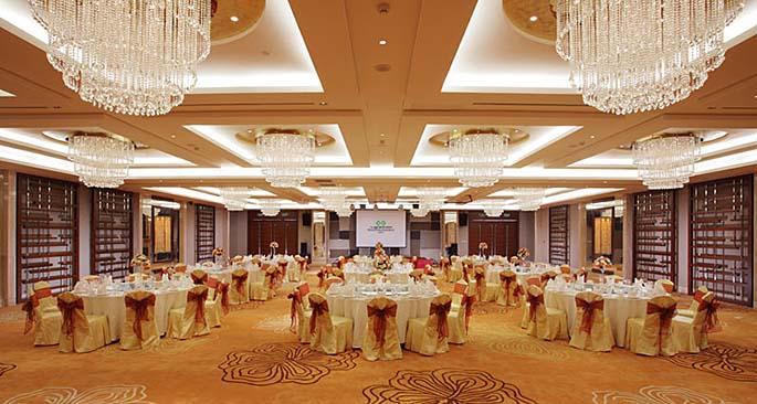 三亚凤凰水城凯莱度假酒店设计餐厅5
