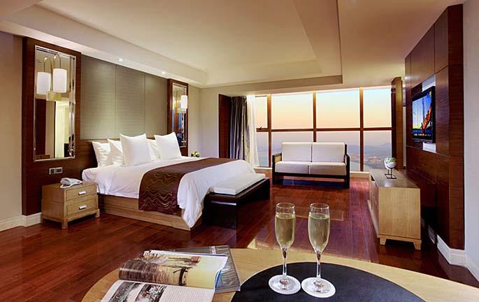 三亚凤凰水城凯莱度假酒店设计套房2