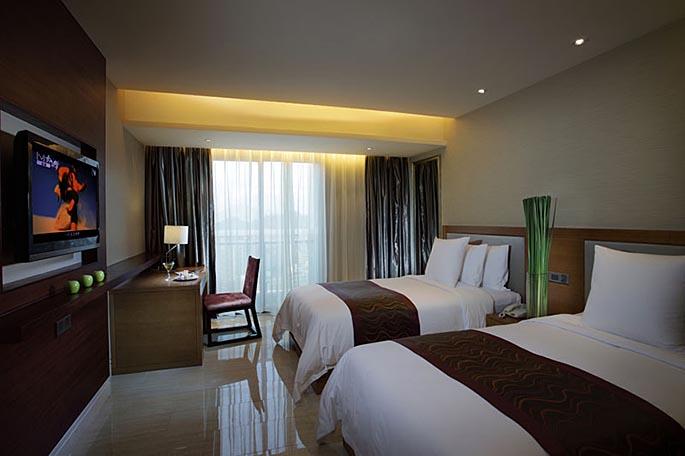 三亚凤凰水城凯莱度假酒店设计套房4