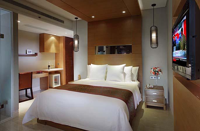 三亚凤凰水城凯莱度假酒店设计套房5