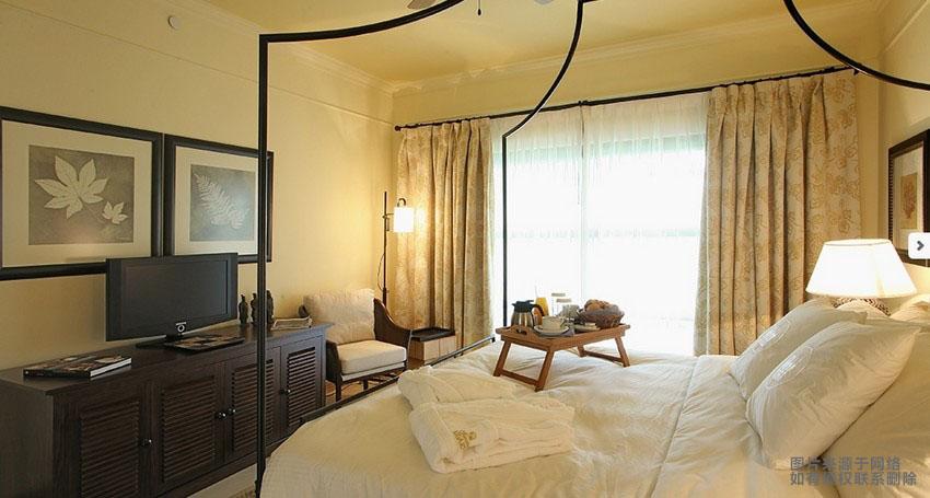 国外有名的五星级度假酒店设计案例1