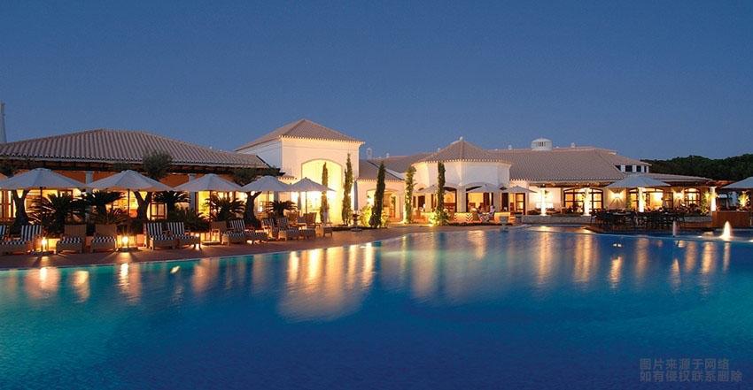 国外有名的五星级度假酒店设计案例2