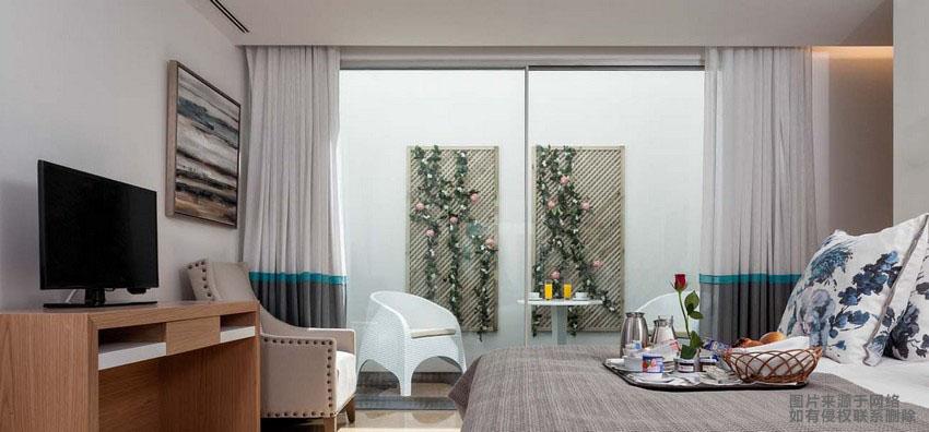 国外有名的五星级度假酒店设计案例3