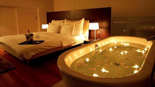 情侣主题酒店设计案例图片三