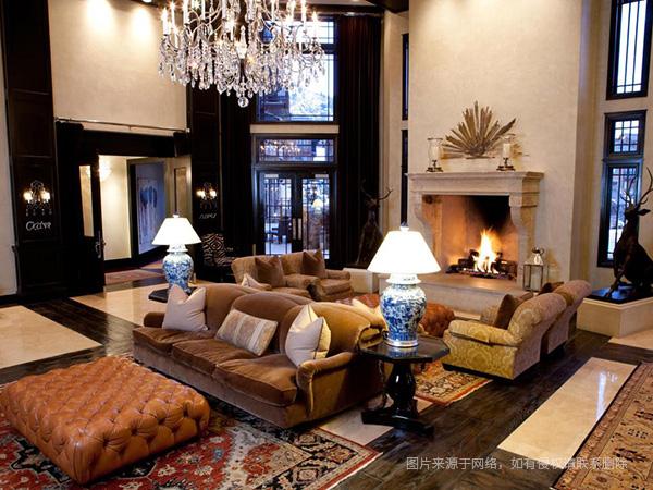 酒店设计案例之二 华盛顿州帕克城市华尔道夫公园城