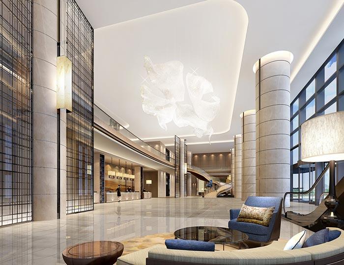 星级酒店设计公司