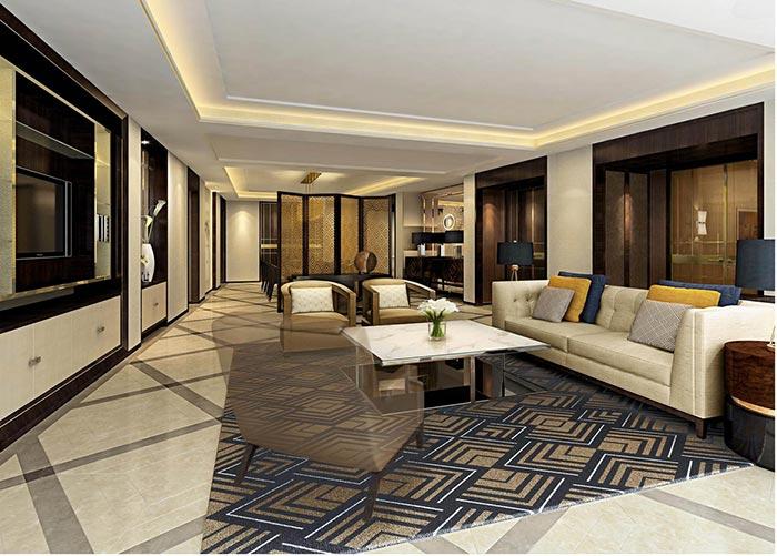 主题宾馆设计