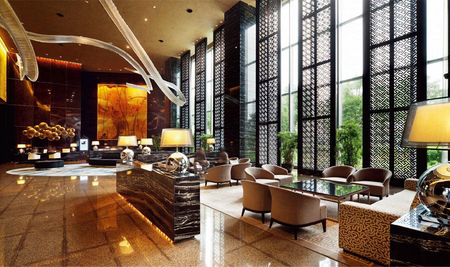如何设计吸引客人的酒店大堂布局
