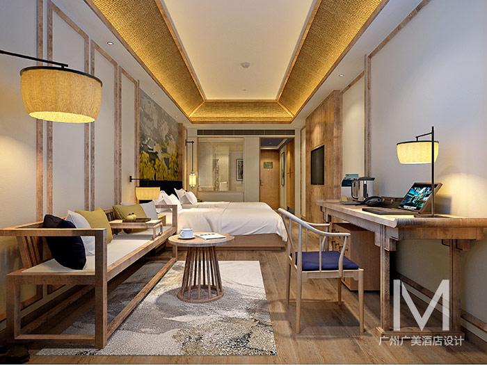 商务酒店客房设计